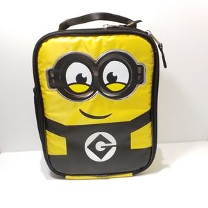 School Lunch Bag/Cooler -Minions The Rise Of Gru